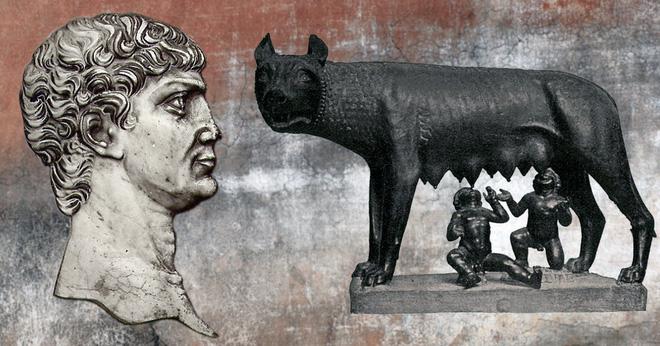 Dùng công nghệ quét laser 3D, phát hiện mộ cổ 2600 tuổi của vị hoàng đế được loài sói nuôi dưỡng trong thần thoại La Mã - Ảnh 2.