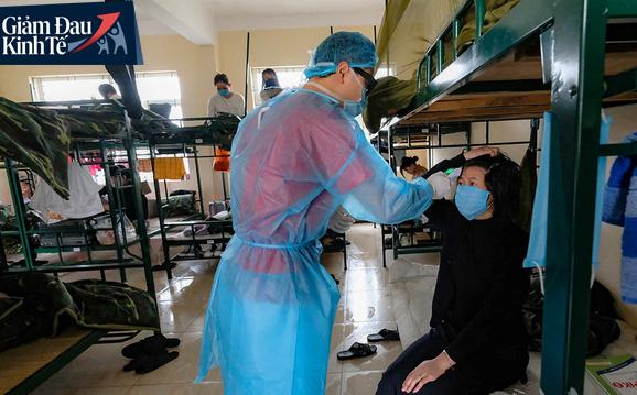 Cán bộ y tế, người tham gia phòng, chống dịch được phụ cấp từ 150.000 đồng/ngày