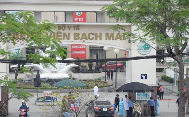 Hà Nội đồng ý tổ chức cách ly cán bộ, y, bác sĩ của Bệnh viện Bạch Mai tại khách sạn