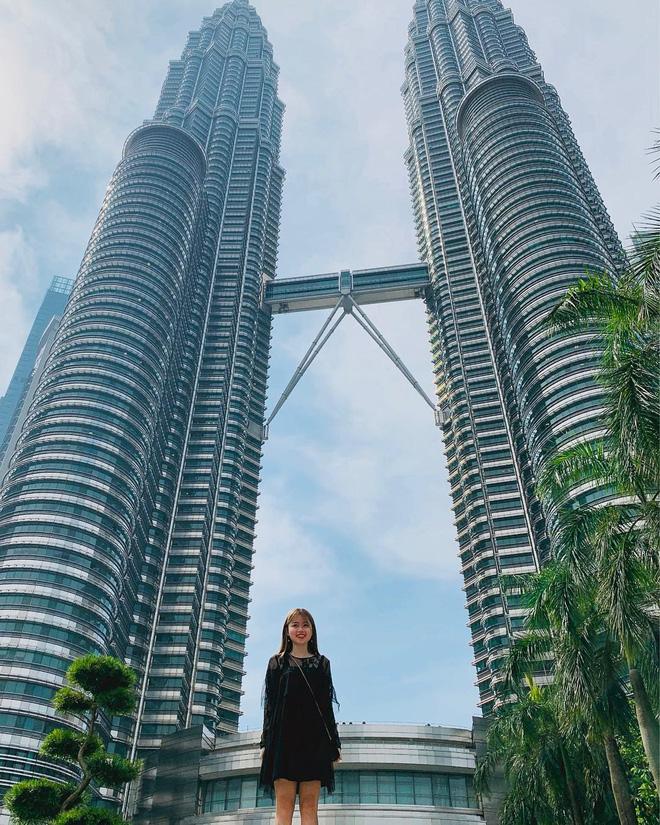 Gái xinh khiến Quang Hải - Nhật Lê bị đồn chia tay khi vừa tái hợp: Giỏi thả thính, là du học sinh Singapore - ảnh 6