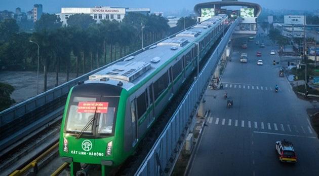 Tuyến Cát Linh-Hà Đông chưa vận hành đã phải trả 79% giá trị hợp đồng - Ảnh 1.