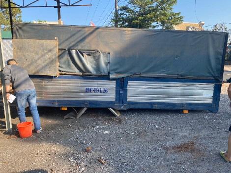 Hành trình truy bắt gã trộm xe tải tháo bán sắt vụn - Ảnh 1.