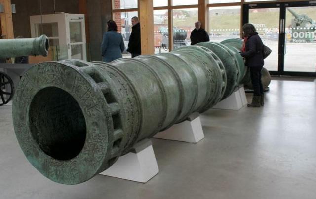 Đại bác khổng lồ Basilica – Vũ khí giúp đế chế Ottoman đánh bại Byzantine - Ảnh 1.