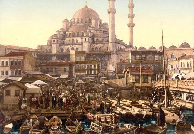 Đại bác khổng lồ Basilica – Vũ khí giúp đế chế Ottoman đánh bại Byzantine - Ảnh 2.