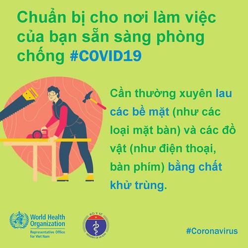 Phòng Covid-19 tại công sở: Khuyến cáo người ốm không đến cơ quan, thúc đẩy chế độ làm việc từ xa… - Ảnh 4.