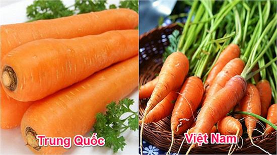 Tuyệt chiêu để phân biệt rau củ Trung Quốc và Việt Nam cho các bà nội trợ - Ảnh 4.