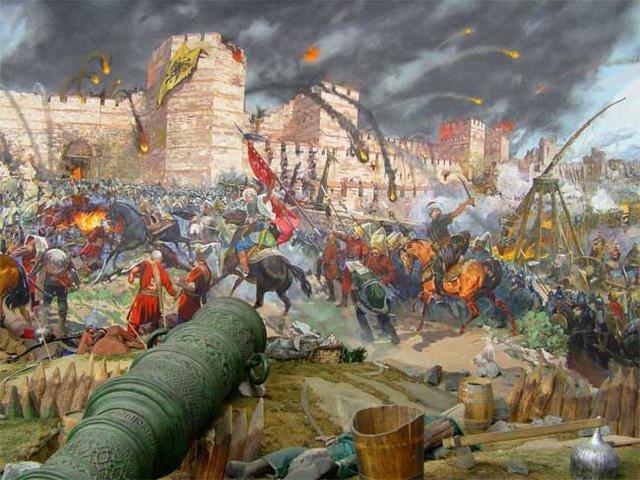 Đại bác khổng lồ Basilica – Vũ khí giúp đế chế Ottoman đánh bại Byzantine - Ảnh 5.