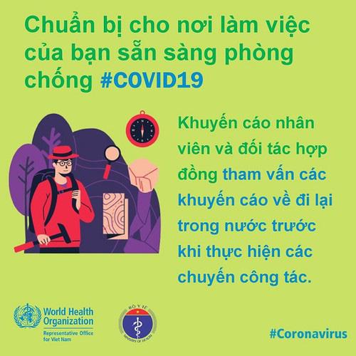Phòng Covid-19 tại công sở: Khuyến cáo người ốm không đến cơ quan, thúc đẩy chế độ làm việc từ xa… - Ảnh 7.