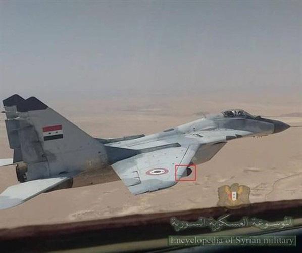Sự thật không ngờ về việc F-16 Thổ Nhĩ Kỳ bỏ chạy khi bị MiG-29 Syria truy kích - Ảnh 9.