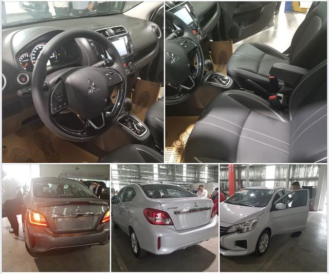 Lộ diện 'full' nội, ngoại thất các bản Mitsubishi Attrage 2020 tại Việt Nam, giá dự kiến tới 475 triệu đồng - Ảnh 1.
