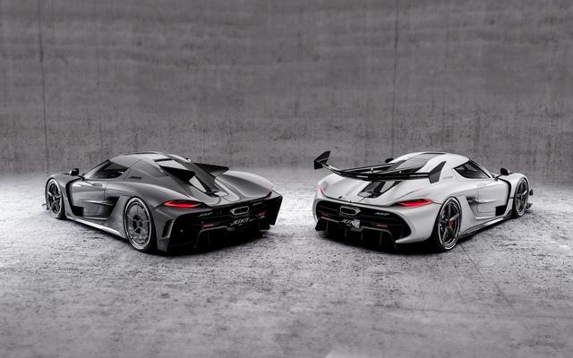 Koenigsegg Jesko Absolut có khả năng tăng tốc vượt xa ông hoàng tốc độ Bugatti Chiron - Ảnh 2.