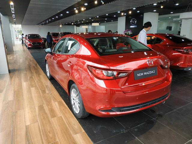 Sedan hạng B đua nhau ra mắt phiên bản mới tại Việt Nam - áp lực dồn lên Toyota Vios và Hyundai Accent - Ảnh 6.