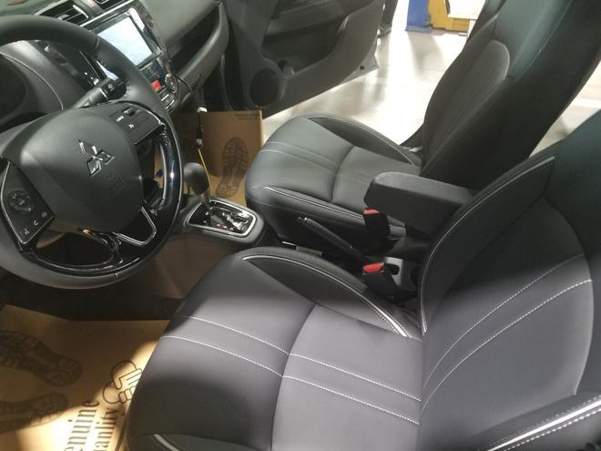 Lộ diện 'full' nội, ngoại thất các bản Mitsubishi Attrage 2020 tại Việt Nam, giá dự kiến tới 475 triệu đồng - Ảnh 7.