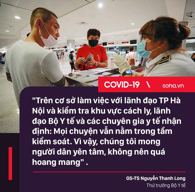 [Video] Cận cảnh căn nhà bị niêm phong của bệnh nhân thứ 21, xác định những người tiếp xúc với 4 bệnh nhân nhiễm Covid-19 ở Hà Nội - Ảnh 2.