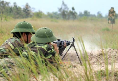 Chiến trường K: Quân tình nguyện Việt Nam giáp mặt thần chết tại phum Am Pin - Ảnh 4.