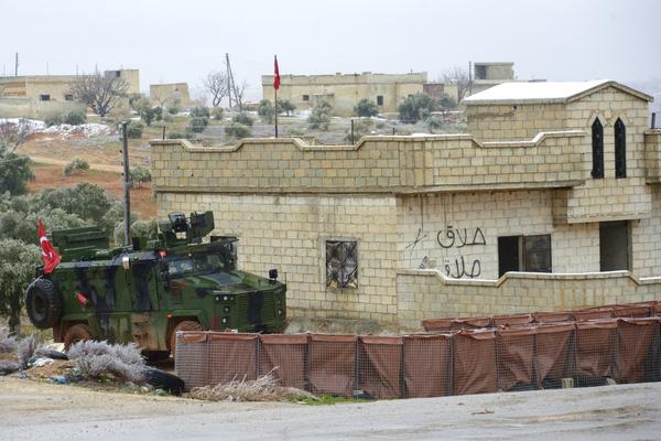 Từ hành động liên tiếp mở cứ điểm mới ở Syria của QĐ Thổ, mục tiêu kế tiếp được giải mã? - Ảnh 3.