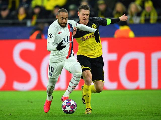 Lượt về vòng 1/8 Champions League: PSG đón Dortmund trên sân nhà không có khán giả - Ảnh 1.