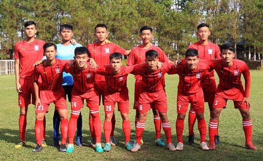 Bị kết tội nhường điểm, lãnh đạo U19 Bình Định nghi ngờ quyết định của VFF - Ảnh 1.