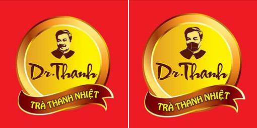 """Logo các thương hiệu nổi tiếng đồng loạt """"xa nhau 2 mét"""" thời Covid-19 - Ảnh 1."""