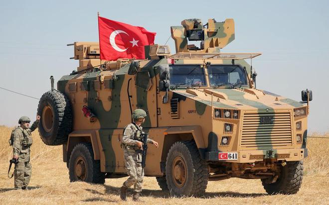 Thổ Nhĩ Kỳ quyết chơi tất tay ở Syria: Trừng trị thích đáng nhóm phiến quân phản chủ? - Ảnh 1.