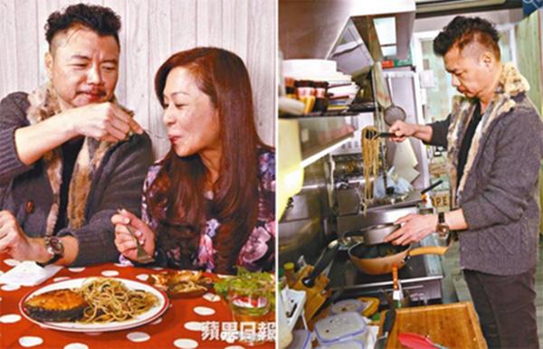 Tài tử Thiên long bát bộ: Cuộc sống chật vật, phải livestream để kiếm tiền chữa bệnh cho vợ - Ảnh 3.