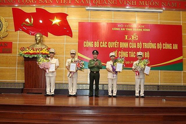 Bộ Quốc phòng, Bộ Công an điều động, bổ nhiệm cán bộ - Ảnh 1.