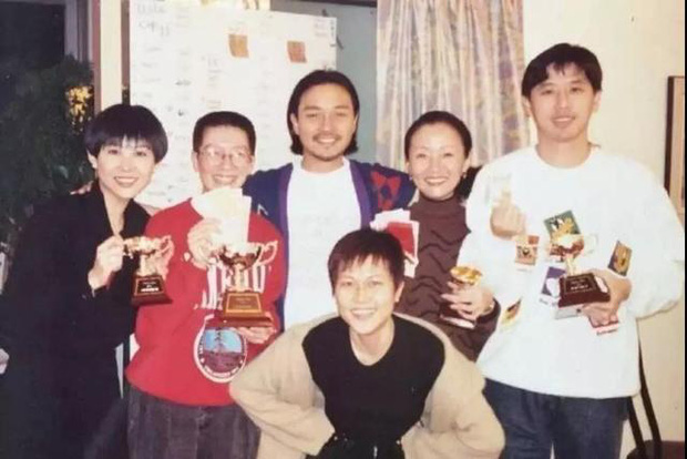 Chuyện hiếm về Trương Quốc Vinh sau 17 năm ra đi: Cảm xúc thật khi đóng cảnh thân mật với sao nữ và độ nổi tiếng choáng ngợp - Ảnh 12.