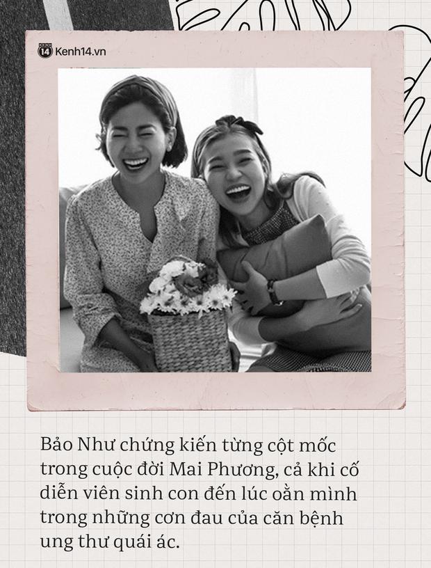 Có 2 người bạn tri kỷ luôn ở bên cố diễn viên Mai Phương lúc đau đớn, tràn lệ vì bệnh tật cho đến khi nhắm mắt xuôi tay - Ảnh 3.