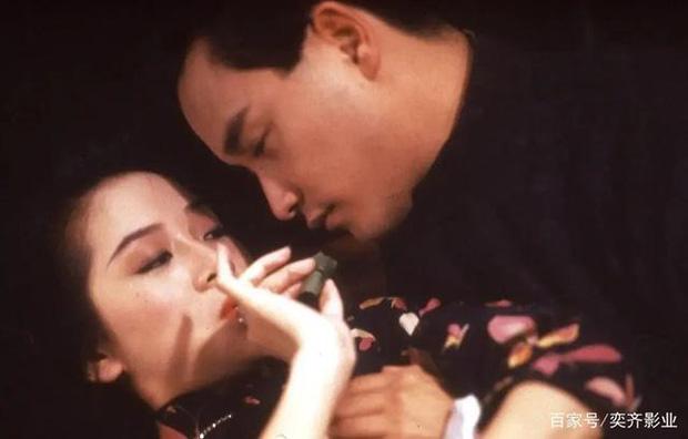 Chuyện hiếm về Trương Quốc Vinh sau 17 năm ra đi: Cảm xúc thật khi đóng cảnh thân mật với sao nữ và độ nổi tiếng choáng ngợp - Ảnh 10.
