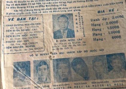 Cao thủ võ Hồng Kông từng đóng phim với Lý Tiểu Long đại bại ở Sài Gòn sau 15 giây - Ảnh 4.