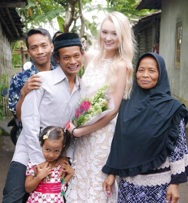 Sau hơn 1 năm kết hôn, cặp đôi đũa lệch chồng cú vợ tiên nổi như cồn trên mạng giờ đây đã khác xưa, đặc biệt là người vợ - Ảnh 3.