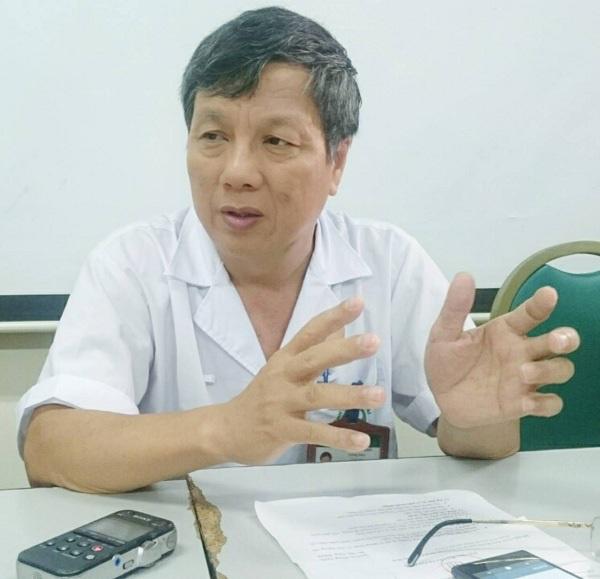 GS Nguyễn Gia Bình: Truyền huyết tương người khỏi Covid-19 là phương pháp cực kỳ tốt cho bệnh nhân nặng - Ảnh 1.