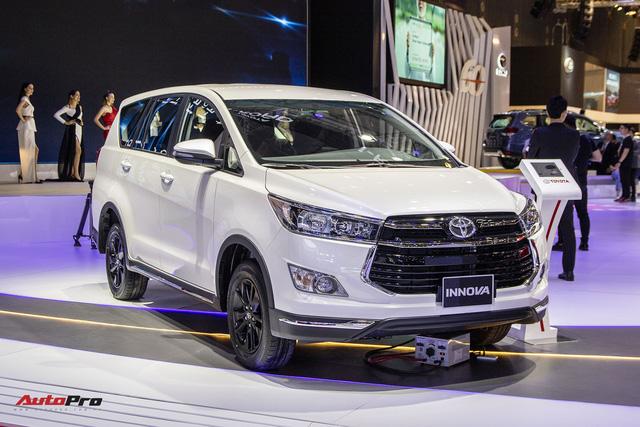 10 xe bán chạy nhất Việt Nam tháng 3: 9 mẫu Nhật, Hàn, 3 mẫu vẫn bán trên 1.000 chiếc trong mùa dịch - Ảnh 10.