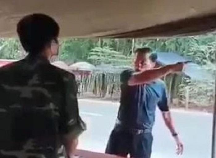 Xác minh thông tin Phó chủ tịch HĐND huyện ở Bình Phước văng tục, đập bàn tại chốt kiểm dịch Covid-19