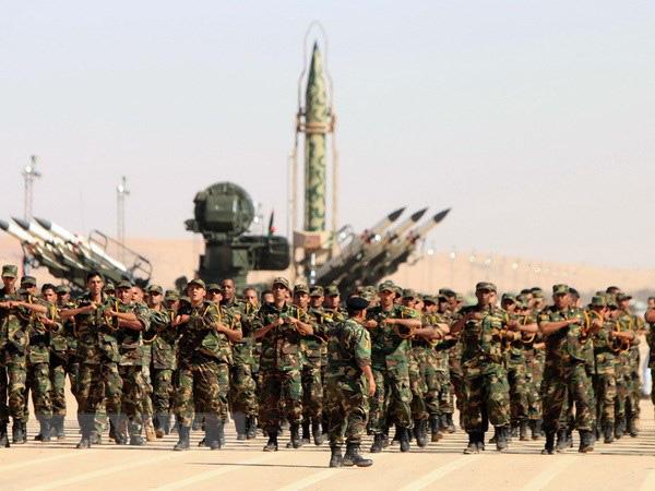 Israel vươn bàn tay ma tới Libya: Tướng Haftar sẽ thẳng tay tàn sát UAV Thổ Nhĩ Kỳ? - Ảnh 1.