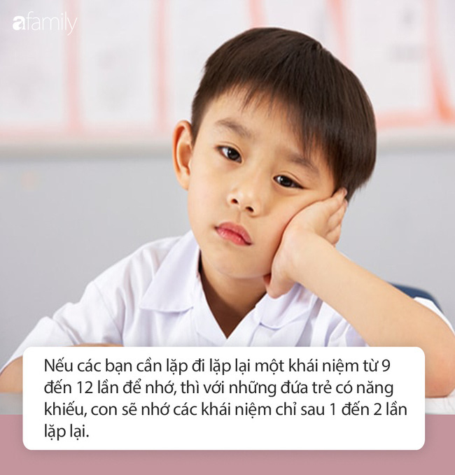 Vì sao thấy con rất thông minh, ham học mà vẫn bị các thầy cô chê là lười học, mất tập trung? - Ảnh 4.
