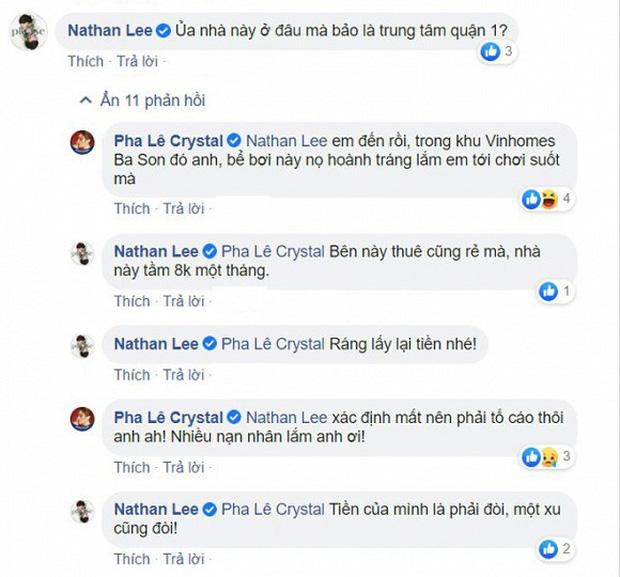 Sau ồn ào của loạt mỹ nhân Vbiz gần đây, Nathan Lee có phát ngôn gây sốc: Nhiều Hoa hậu chẳng bằng giúp việc nhà tôi - Ảnh 3.