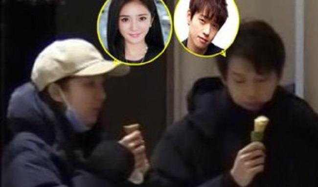 HOT: Sau bao lần chối đây đẩy chuyện hẹn hò, Dương Mịch và Ngụy Đại Huân vừa bị bắt gặp cùng vào khách sạn đêm qua (12/4) - Ảnh 4.