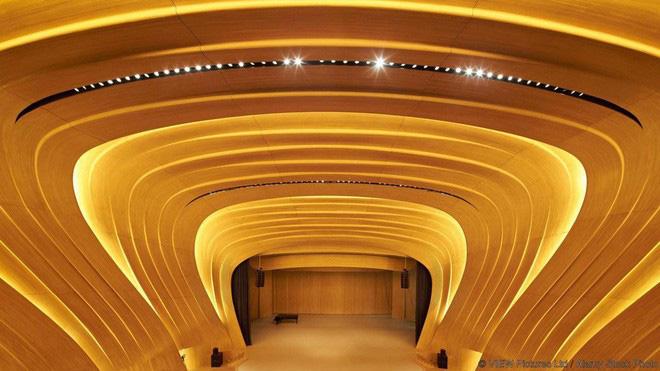 9 trần nhà đẹp kinh điển ngắm đến mỏi gáy vẫn chưa chán - Ảnh 6.