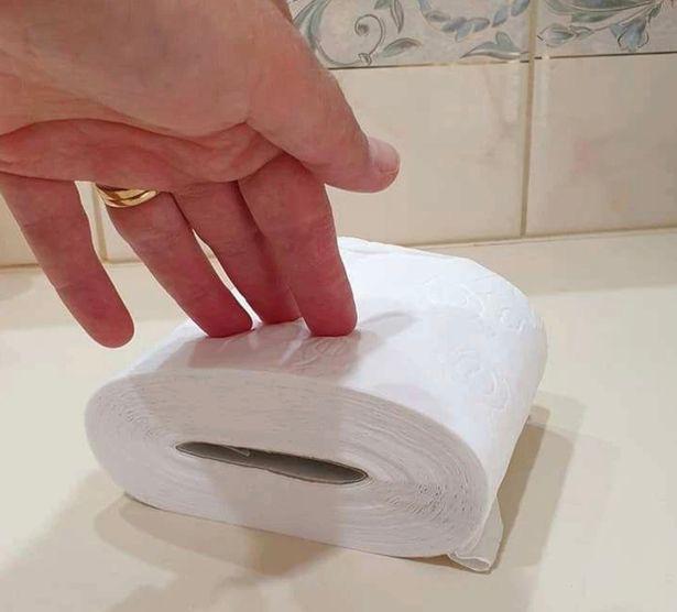 Bà mẹ chia sẻ mẹo tiết kiệm giấy vệ sinh, dân mạng khen ngợi hết lời, hưởng ứng nhiệt liệt - Ảnh 1.