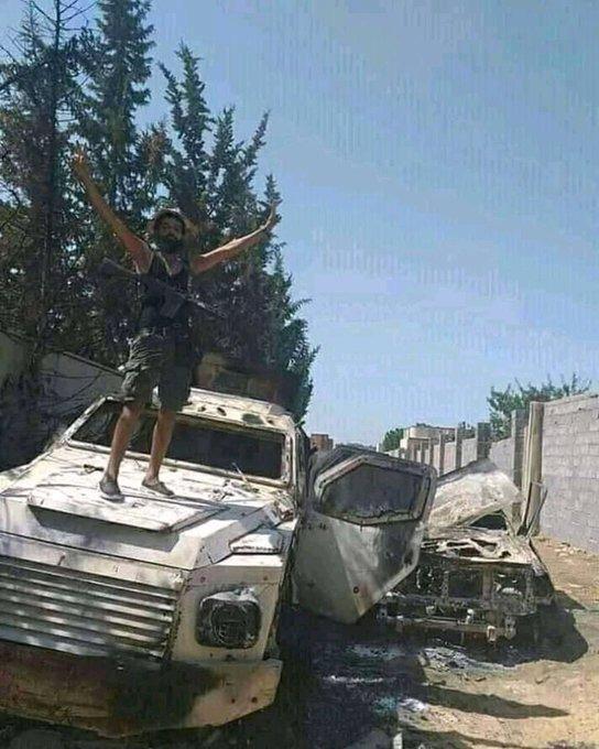 Nhiều chiến đấu cơ Israel xuất kích, lò lửa Syria nóng lên từng giờ - Libya thay đổi ngoạn mục, tướng Haftar hứng cú sốc chưa từng có - Ảnh 2.
