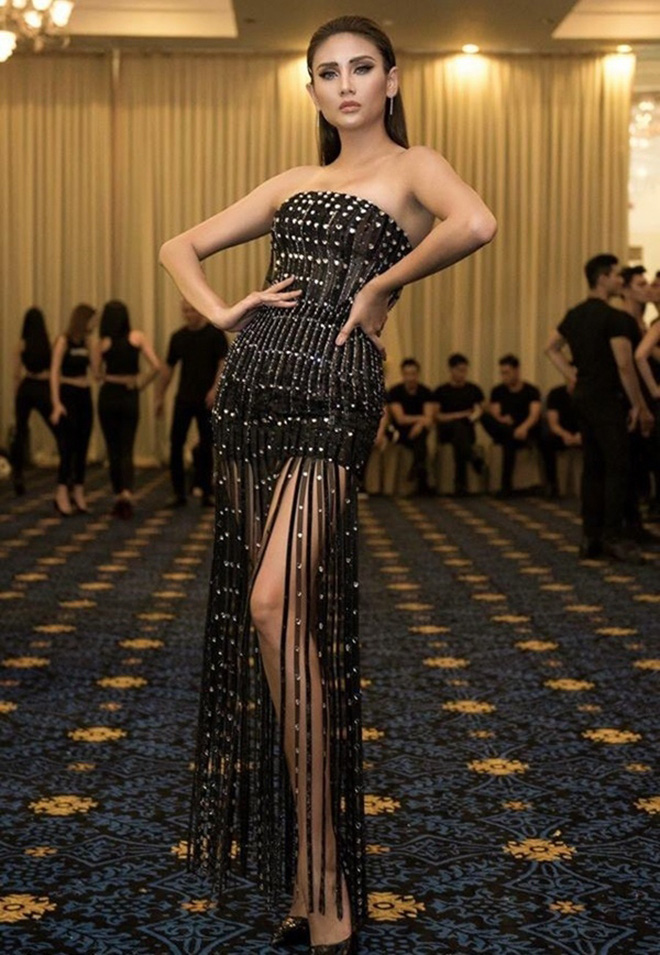 Nữ siêu mẫu dìm hàng 7 hoa hậu đình đám của Việt Nam - Ảnh 2.