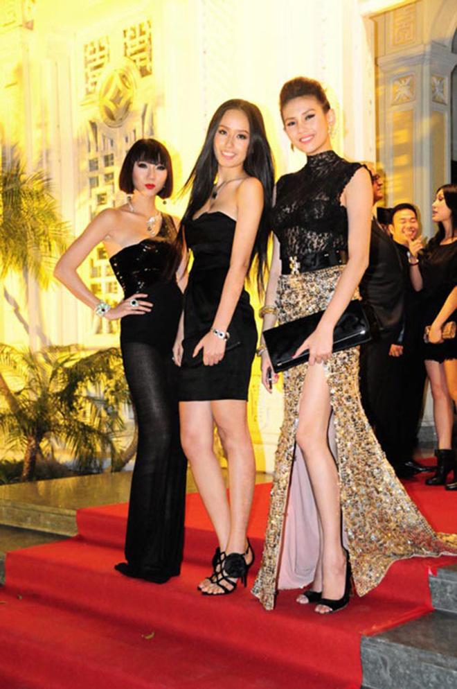 Nữ siêu mẫu dìm hàng 7 hoa hậu đình đám của Việt Nam - Ảnh 4.