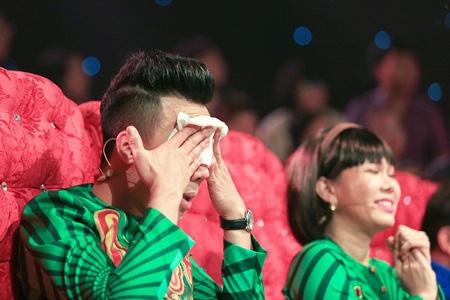 Cặp đôi khiến Trấn Thành, Việt Hương bật khóc: Chúng tôi có cái mà diễn viên khác không có - Ảnh 4.