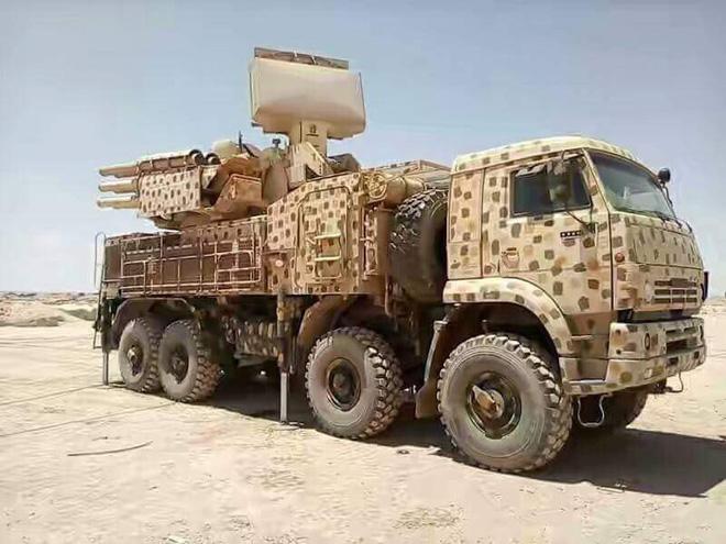 Pantsir-S1 lập kỳ tích ở Libya nhưng với QĐ Syria lại tịt ngòi: Bất ngờ lớn vừa hé lộ - Ảnh 4.