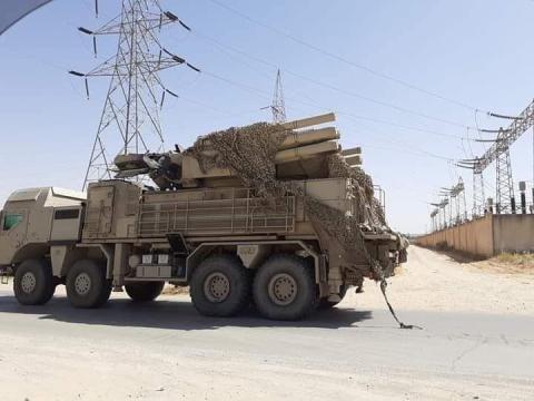 Pantsir-S1 lập kỳ tích ở Libya nhưng với QĐ Syria lại tịt ngòi: Bất ngờ lớn vừa hé lộ - Ảnh 2.