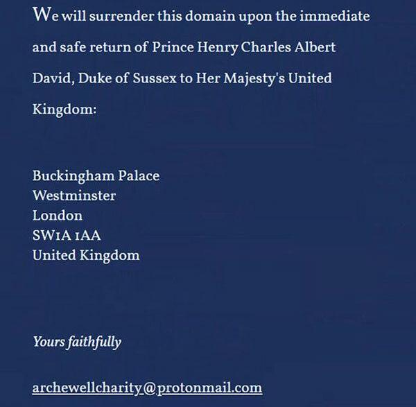 Meghan Markle bị một bộ phận người dùng mạng tấn công trực diện, đòi trả Harry lại cho hoàng gia Anh - Ảnh 1.