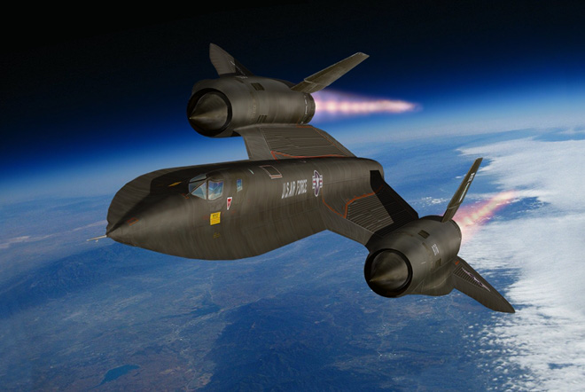 Những dự án chiến cơ được giải mật của CIA - Ảnh 2.