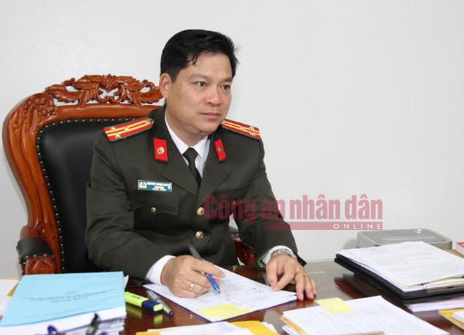 Giám đốc Công an tỉnh Thái Bình nói gì về vụ Đường Nhuệ? - Ảnh 1.