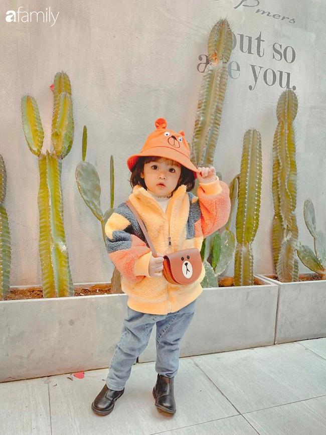 Ở nhà quá chán, hot mom Hà Nội nảy ra ý định lấy quần đùi của chồng cosplay cho con gái 2 tuổi, không ngờ ra lò bộ ảnh đẹp như tạp chí - Ảnh 25.